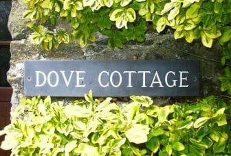 DOVE COTTAGE HOME IMAGE
